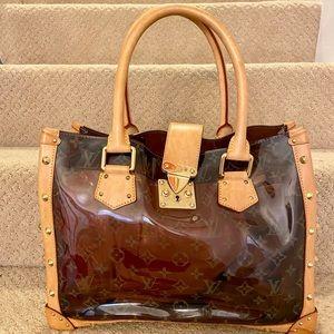 Authentic Louis Vuitton ambre neo cabas
